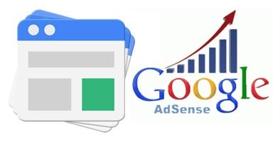 اعلانات جوجل ادسنس على المواقع