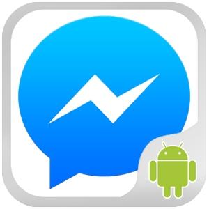 ماسنجر فيس بوك للاندرويد و جوال جلاكسي Messenger Facebook