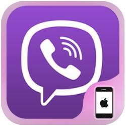 الفايبر للدردشة والاتصال المجاني للايفون Viber