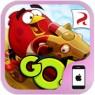 Angry Birds Go لعبة سباق الطيور الغاضبة