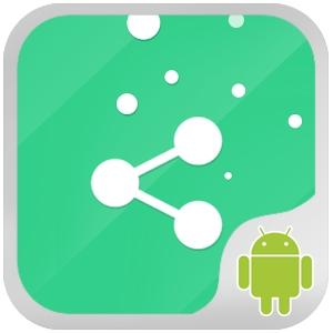 برنامج ارسال تطبيقات المحمول عبر البلوتوث والواي فاي