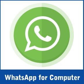 برنامج واتس اب للكمبيوتر