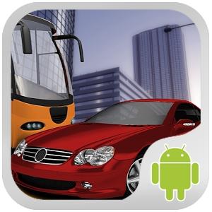 لعبة تاحكي تعلم قيادة السيلرة وسياقة المركبات ثلاثية الأبعاد