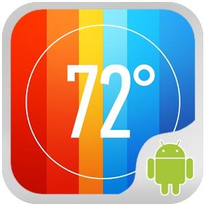 قياس درجة الحرارة للجو والغرفة والبلد بسهولة للاندرويد سامسونج موبايل