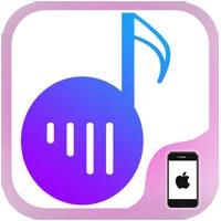 برنامج عمل نغمات صانع النغمات للايفون Ringtones Maker - the ring app
